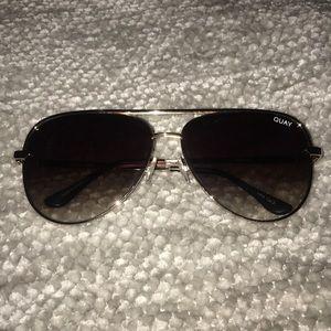 Aviator sunglasses QUAY AUSTRALIA DESI PERKINS